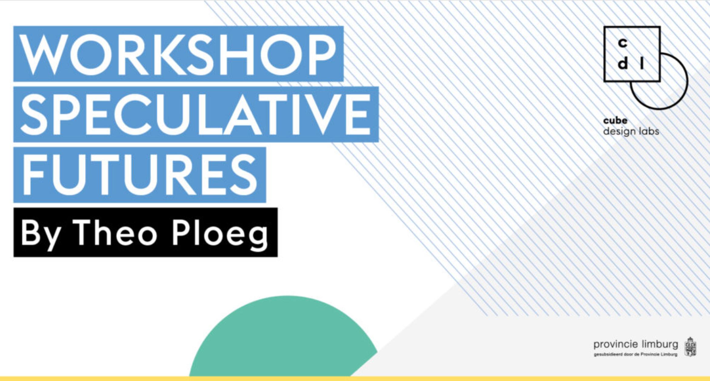 workshop speculative futures