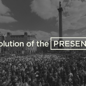 revolution of the present